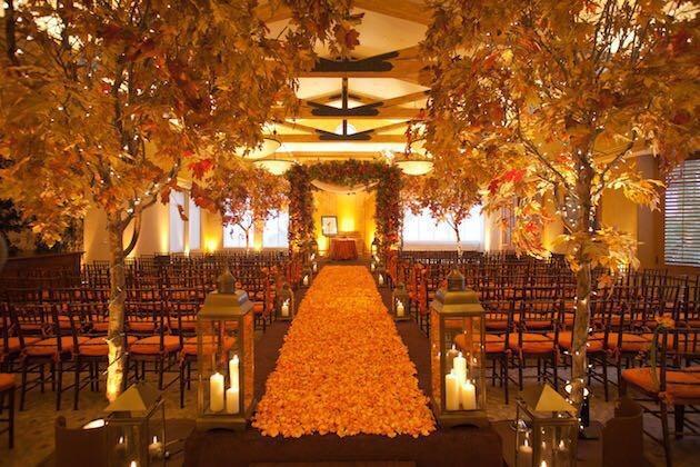 Autumn Tree wedding
