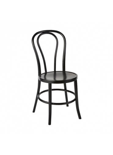 Black bentwood chair hire