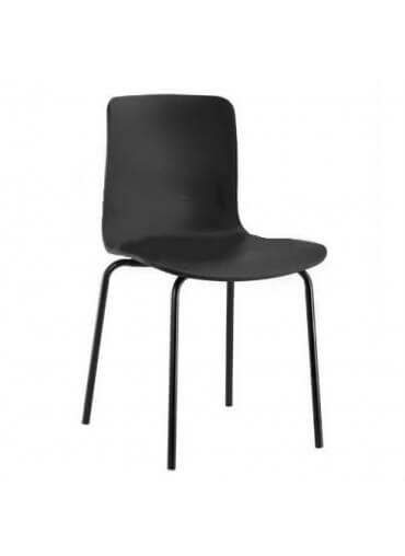 Black Curvature Chair For Hire