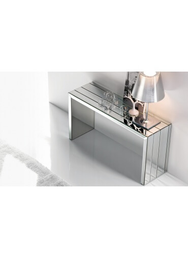 Cattelan Italia Portofino Glass Console Table