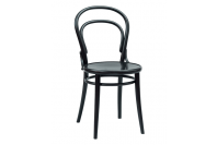 Black Thonet No.14  Bentwood Style Chairs For Hire