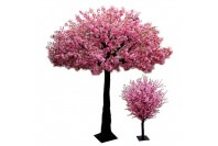 8 Tree Package Pink, incl. delivery