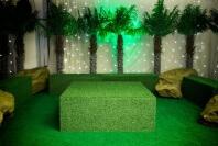 Artificial Green Grass Flooring - price / sqm