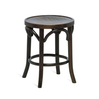 Bentwood low stool for hire